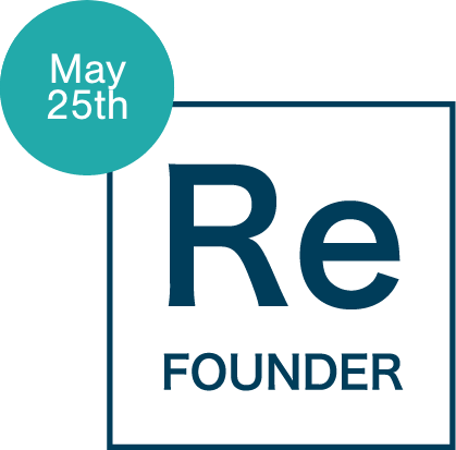Refounder - Coming May 25